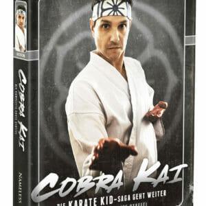 Cobra Kai Staffel 1 Mediabook Cover B