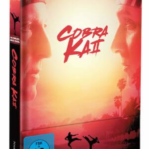 Cobra Kai Staffel 2 Mediabook Cover A