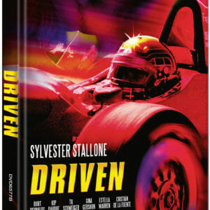 DRIVEN (Blu-Ray+DVD) - Cover B - Mediabook Vorderseite