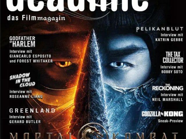 Deadline Filmmagazin Ausgabe 86