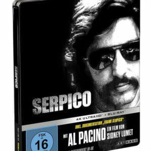 Serpico 4K UHD Steelbook