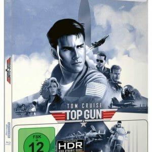 Top Gun 4K Steelbook