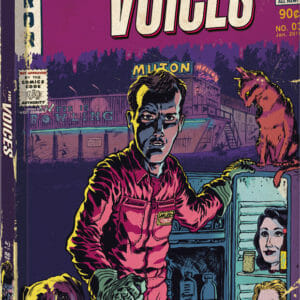 The Voices Mediabook Cover A UPFC03
