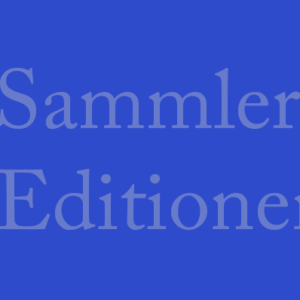 Sammler-Editionen