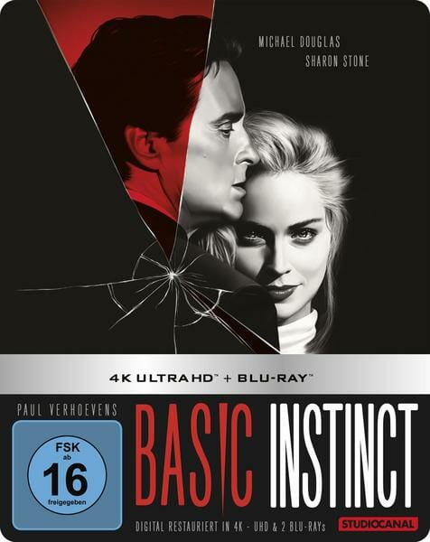 Basic Instinct 4K Steelbook