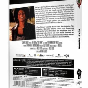 Foxy Brown (Black Cinema Collection #06) Rückseite