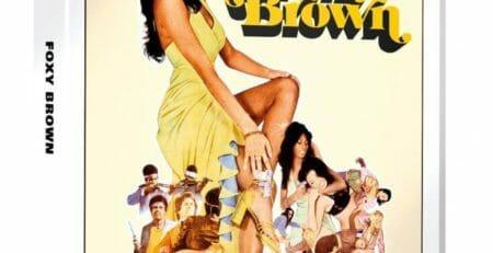 Foxy Brown (Black Cinema Collection #06) Vorderseite