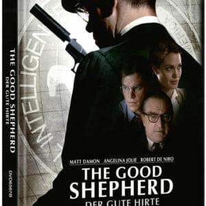 GOOD SHEPHERD THE - DER GUTE HIRTE (Blu-Ray+DVD) - Cover B - Mediabook Vorderseite