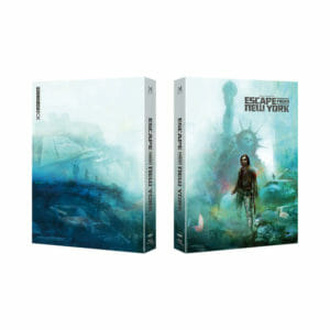 John Carpenters Die Klapperschlange - Piece of Art Box 4K Ultra HD Blu-ray