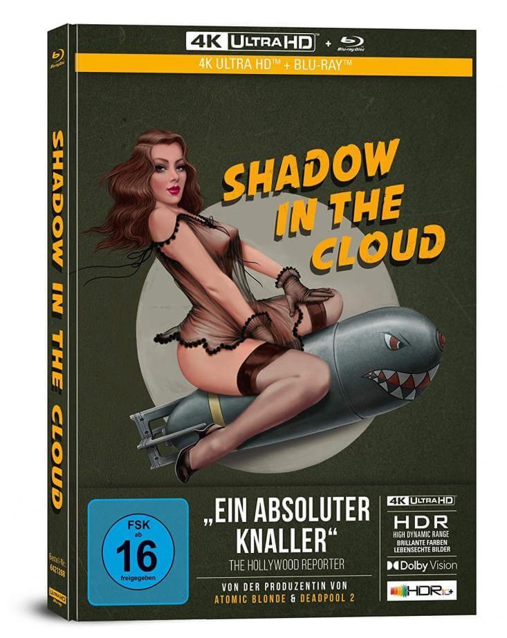 Shadow in the Cloud Mediabook